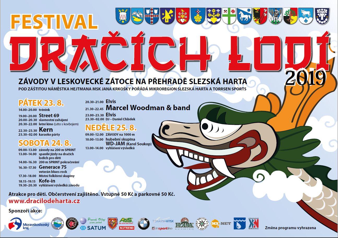 Program festivalu DL 2019